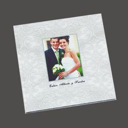 Foto Álbum cuadrado 21x21 cm. de 20 páginas