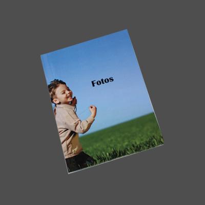 Foto libro A4 de 20 páginas