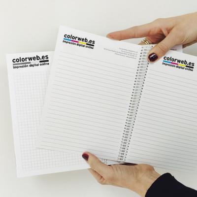 imprimir cuaderno personalizado A4